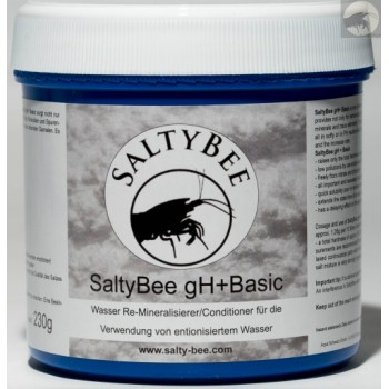 SALTY BEE GH+ BASIC 230 g